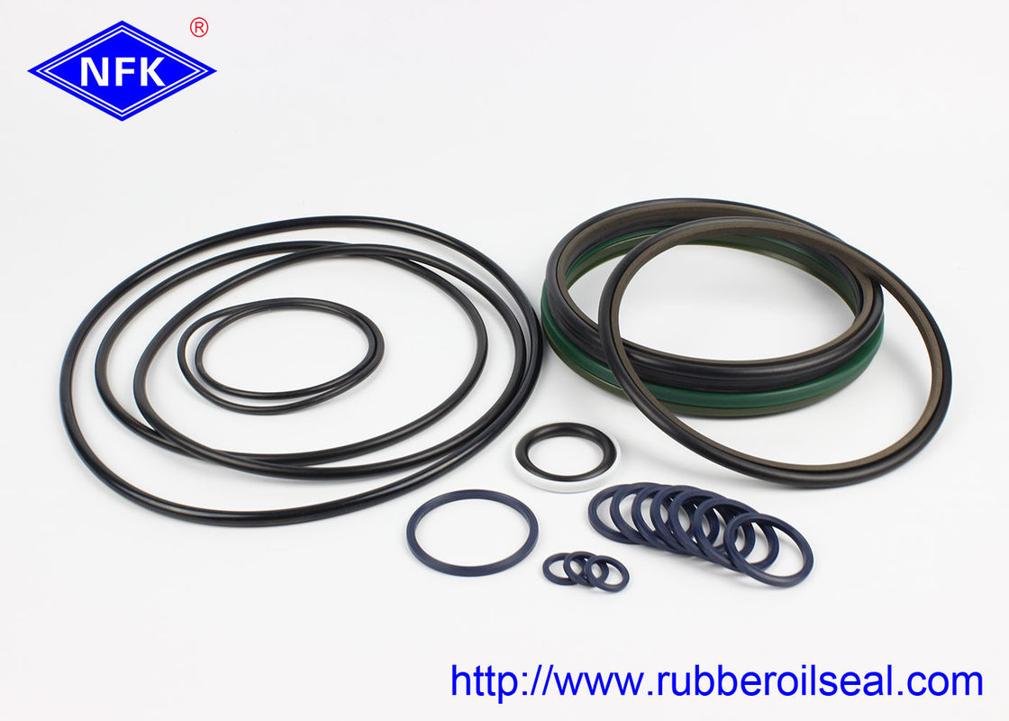 Durable Breaker Seal Kit For Hydraulic Loader / Rotary Drilling Rig / Excavator
