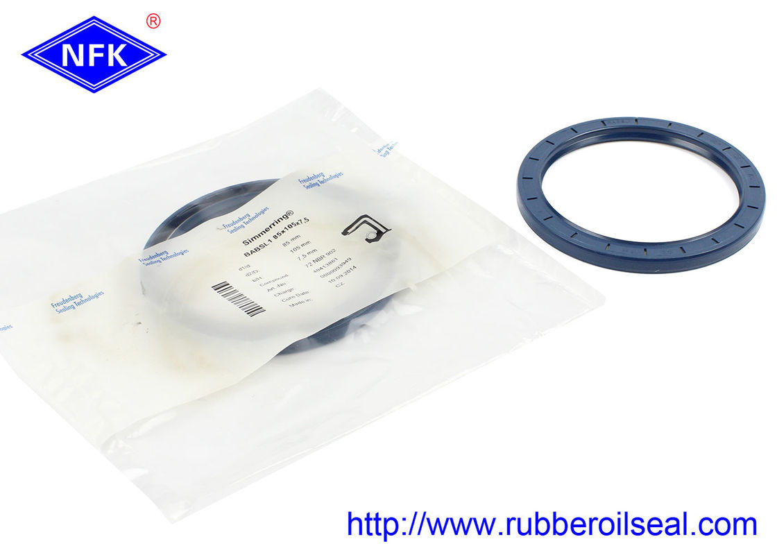 CFW High Pressure Oil Seals , Rubber Rotary Oil Seal For High Temperature