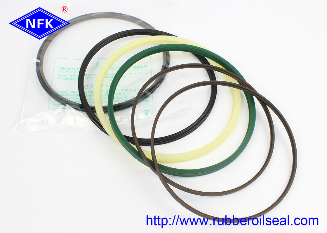 Hydraulic Breaker Seal Kit , MKB250  Hydraulic Cylinder Repair Kits Wear Resistant