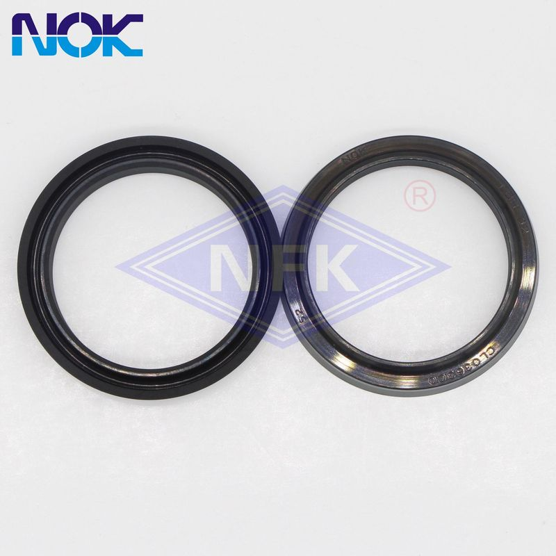 LBH LBI Type NBR Rubber Oil Seal For Mechanical Dust Heat Resistance Paint